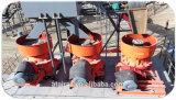 Коническая дробилка Symons для компосита и песка (GPY500S)