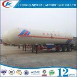 LPG Vessel Manufacturer 56cbm LPG Semi-remorque