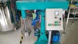 Стан корзины лаборатории для краски, бумаги, пигментирует влажный молоть & смешивать с ручным, электрическим, гидровлическим подъемом