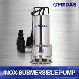 Pompe à eau submersible d'Inox