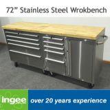 Workbench нержавеющей стали 72in