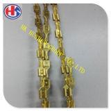Fournir le connecteur terminal en laiton femelle de 250 séries l'étamage (HS-FB-002)
