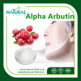 自然な99%のBearberryのエキスベータArbutin、アルファArbutin