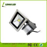 세륨 RoHS를 가진 방수 10W-100W 찬 백색 LED 플러드 빛