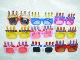 Óculos de sol de festa e novidade de feliz aniversario (GGM-207)