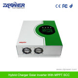 1-12kw新しいハイブリッド太陽インバーター純粋な正弦波インバーター充電器