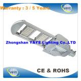 Yaye 18 Ce e RoHS 60W LED Highway Light / 60W LED Street Light com garantia 3 anos