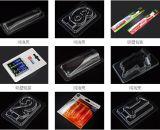 Máquina auto del lacre de paquete de la tarjeta del PVC del cepillo de dientes