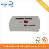 Rectángulo de papel de empaquetado modificado para requisitos particulares de la almohadilla de papel de lujo (QYCI15201)