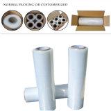 De Maagdelijke Grondstof van 100%, PE Materiaal en Film van het Type van Film van de Rek de Plastic Duidelijke Vochtbestendige