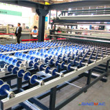 Los ingenieros disponibles para el mantenimiento de maquinaria de vidrio laminado (SN-JCX2350A)