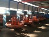 Upwards Machine van het Ononderbroken Afgietsel voor de Zuurstofvrije Staaf van het Koper