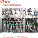 Machine recouvrante remplissante de lavage de boisson carbonatée