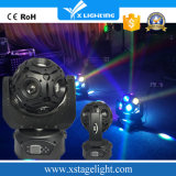 Popular 12 * 12W LED Moving Head Disco Efecto de Fútbol Luz