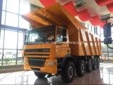caminhão de descarga de Ginaf da capacidade de carregamento de 60tons 80tons na venda