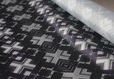 100% poliéster tafetá impresso para vestuário