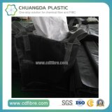 Carbon Black FIBC Big Bulk Bag Super Sack com Bico