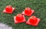 Le Soccer Football cône d'entraînement sportif