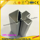 Aluminium extrudé industriel pour la construction du profil de profil