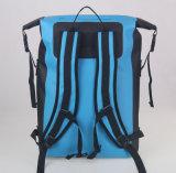 saco seco impermeável da trouxa do PVC do engranzamento de 30L 500d (YKY7311)
