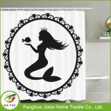 Eco-Friendly подгонянный занавес ливня ванной комнаты ванны полиэфира логоса для малышей