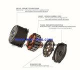Детали системы кондиционирования воздуха по шине CAN Центробежный вентилятор Spal 009-B40 Vll-22