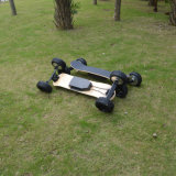 fuori dal pattino elettrico a quattro ruote 8.5-Inch della gomma grassa della strada