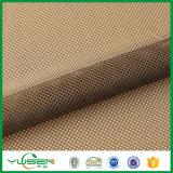 tessuto 100% di maglia normale del poliestere 3*1/micro tessuto di maglia foro vicino