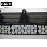 Hairise Förderanlagen-Schutz-Rollen-Seiten-Stutzen-Führung gebogene lineare Schiene