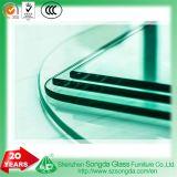 Processus de verre poli avec bord biseauté, plat, Wave, OG, C-bord de forme