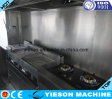 Camions mobiles de nourriture de cuisine de chariot de nourriture à vendre en Chine