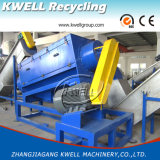 Machine à laver de pipe de baril de cadre de bouteille, HDPE pp réutilisant la machine