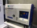 Kipor 10kVA silencioso grupo electrógeno portátil con kipor motor diesel
