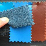 Couro de alta qualidade de plutônio 1,0 milímetros para o sofá Hw-1779