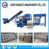 Machine concrète de verrouillage de bloc de la colle Qt4-18/de fabrication de brique de cavité bonne qualité