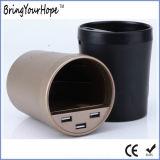 Copa cargador USB Soporte para coche (XH-UC-023S)