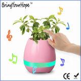 2017 zingt de Nieuwe Installatie van de Bloempot van de Muziek van het Ontwerp Spreker Bluetooth (xh-ps-681)