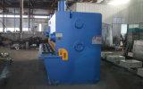 유압 금속 절단기 QC11K 단두대 깎는 기계