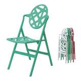 新製品PPの樹脂のネストの現代折りたたみ椅子