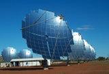 برج / الخطي فريسنيل شقة مرآة للطاقة الشمسية CSP Heliostat
