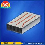 Алюминиевый теплоотвод штрангя-прессовани с эффективным охлаждая разрешением
