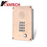 Mini telefono Knzd-06 del telefono Analogue/IP/VoIP della linea diretta con i tasti illuminati