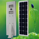 Crépuscule solaire de réverbère du prix abordable DEL à l'aube avec la batterie LiFePO4