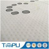 Hometextile Venta al por mayor de alta calidad de tela de colchón de poliéster