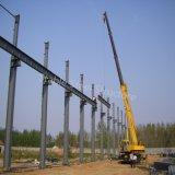De industriële Bouw van de Workshop van de Fabriek van het Staal met Goedkope Prijs