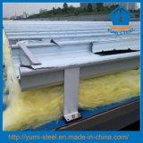 Полный Постоянный швы алюминиевых сплавах системы кровельных листов на крыше