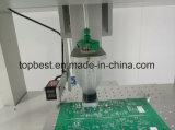 Robot de distributeur de colle/machine à grande vitesse automatiques de s'encrasser