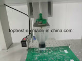 Robot adhésif à grande vitesse de distributeur de Banc-Dessus et système de largage liquide