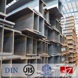 Poutre en double T/faisceau en acier/tenue de protection individuelle/construction Beam/UC/Ub Ss400/A36/A572