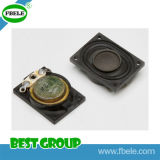 Fbs20s Mais barato 8ohm 3W Cloth Cone Square Mini Mylar Speaker (FBELE)